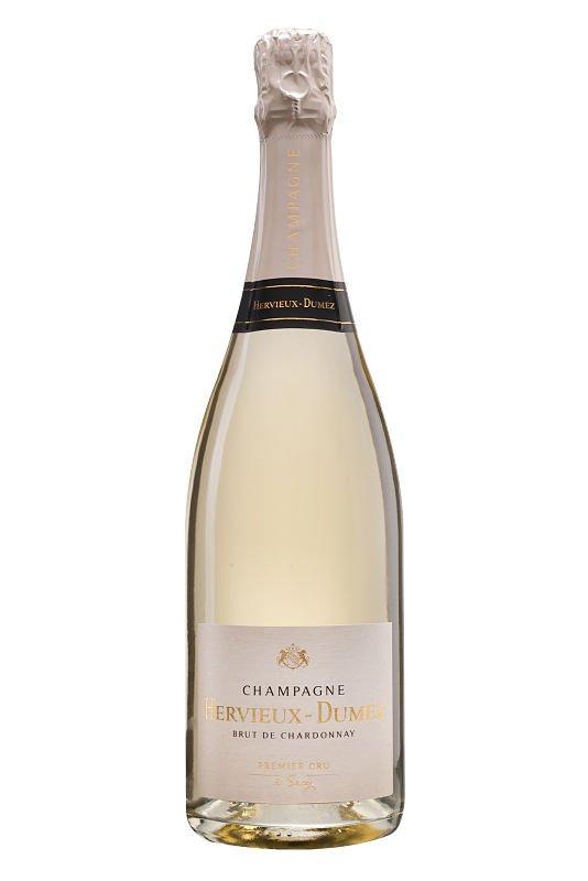 Champagne Hervieux-Dumez - Brut de Chardonnay