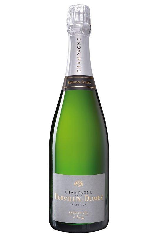Champagne Hervieux-Dumez - Cuvee Brut Tradition