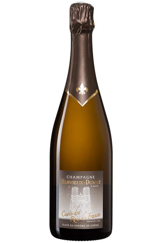 Champagne Hervieux-Dumez - Cuvee des Rois de France