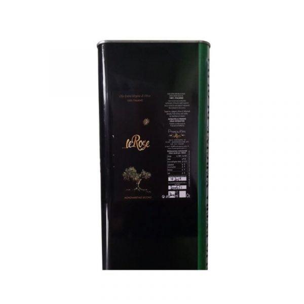 Frantoio Presciuttini - Extra Virgin Olive Oil - Le Rose 3l