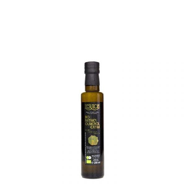 Lesvion 250ml Greek Organic Extra Virgin Olive Oil