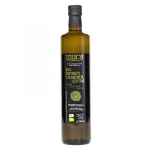 LESVION Organic Extra Virgin Olive Oil 750ml