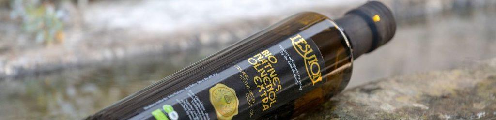 Lesvion Greek Extra Virgin Olive Oil - Online Shop