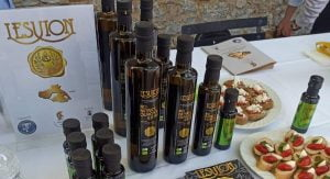 Lesvion - Olive Oil Tasting notes and food pairing advice