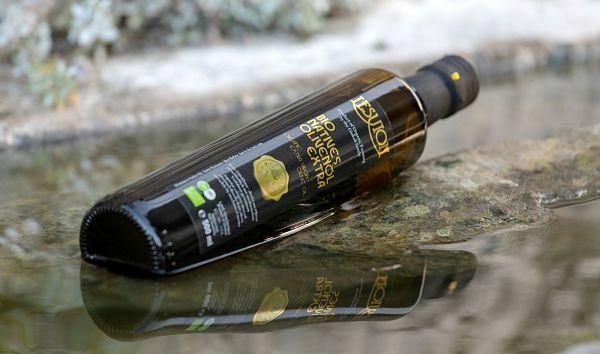 Organic Greek Extra Virgin Olive Oil - Lesvion