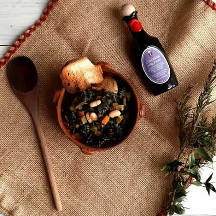 Colonna - Rose of Mary oil - Tuscan Soup recipe