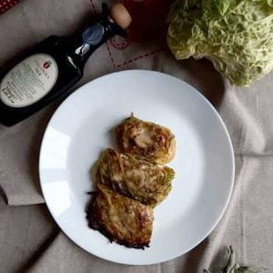 Colonna - Tulsi -Extra virgin olive oil - Rolls of cabbage
