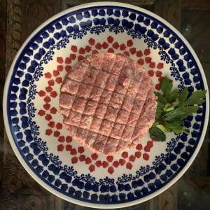 Beef Tartare - Marco Nardi - The Good Gourmet