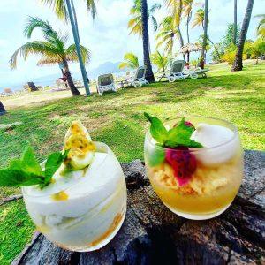 Gourmet Recipes from Chefs - Passion Tiramisu and Lemon tart